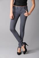 Kill City The Junkie Stretch Twill Skinny Jeans in Grey