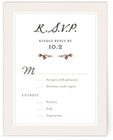 Minted Gone To Seed RSVP Cards