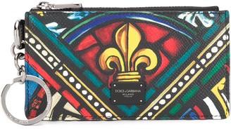 Dolce & Gabbana Graphic Print Cardholder
