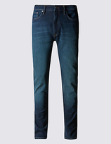 Blue Harbour Tapered Fit 4-way Stretch Jeans