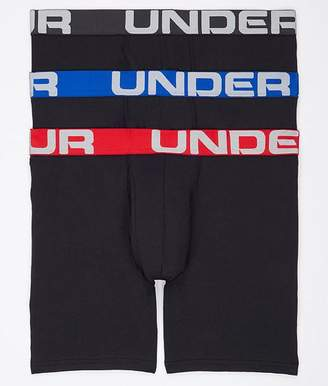 Under Armour Charged Cotton 6'' Boxer Brief 3-Pack