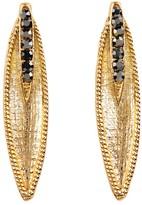 Yochi Design Yochi Leaf Earrings