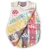 David accessories Baby Muslin Sleep Sack For 4 Season, With A Baby Muslin Bath Washcloth