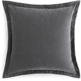 """Frette Biba Velvet Decorative Pillow, 20"""" x 20"""""""