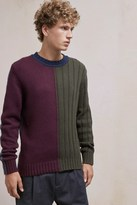 French Connection Cotton Wool Mixed Stripe Jumper