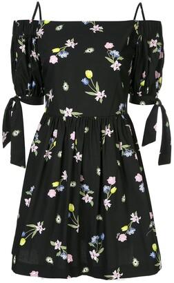 VIVETTA floral print short dress