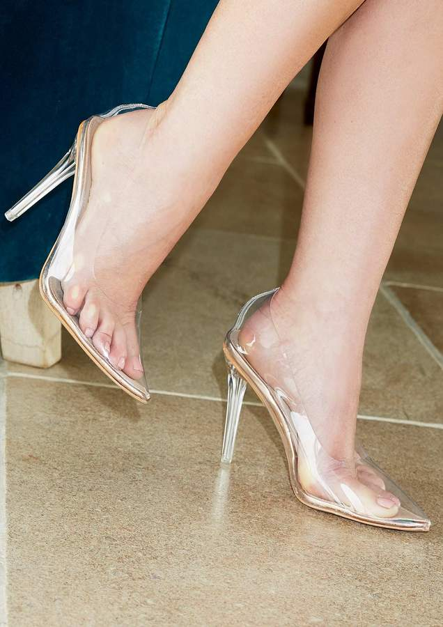 383b7bcee45c Perspex Heels - ShopStyle UK