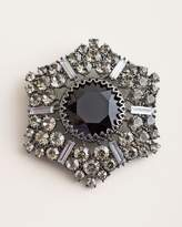 Chico's Chicos Simulated Crystal Brooch Pin