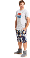 Peter Alexander peteralexander Mens Super Dad Pj Set