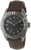 Vivienne Westwood Men's VV007CHBR Saville Brown Watch