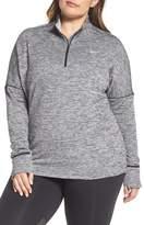 Nike Plus Size Women's Sphere Element Long Sleeve Running Top
