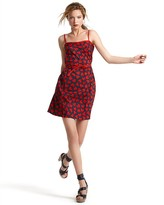 """Marc by Marc Jacobs Wild At Heart"""" Print Dress"""