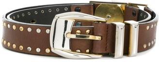 Versace Pre-Owned Medusa belt