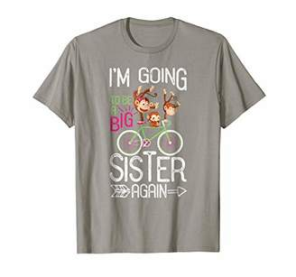I'm Going To Be A Big Sister Again T-Shirt