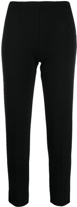 Piazza Sempione High-Rise Cropped Trousers