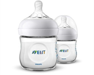 Phillips Avent Philips AVENT - Natural Bottle 4oz Twinpack