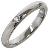 Tiffany & Co. Elsa Peretti Silver Platinum Rings