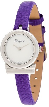 Salvatore Ferragamo Watches Gancini Slim watch