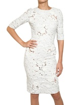 Erdem - Beaded Embroidered 3d Macrame Dress