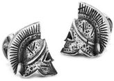 Cufflinks Inc. Cufflinks, Inc Ox & Bull Trading Co. Sterling Silver Spartan Head Cuff Links
