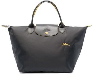 Longchamp medium Le Pilage top handle bag