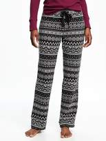 Old Navy Micro Fleece Drawstring Pants for Women