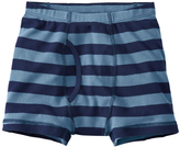 Hanna Andersson Navy & Voyager Organic Cotton Boxer Briefs