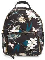Kate Spade Watson Lane - Botanical Small Hartley Nylon Backpack