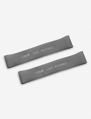 Casall Rubber light-resistance bands set of two