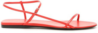 The Row Bare Sandals Flat