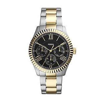 Fossil Men's Chapman Multifunction Quartz Watch with Stainless Steel Strap