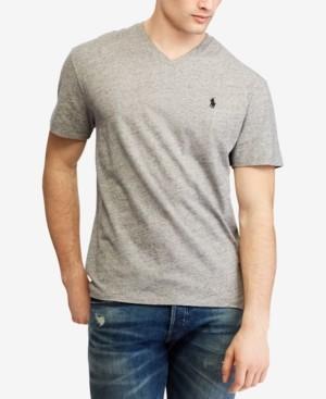 Polo Ralph Lauren Men's Classic-Fit V Neck T-Shirt