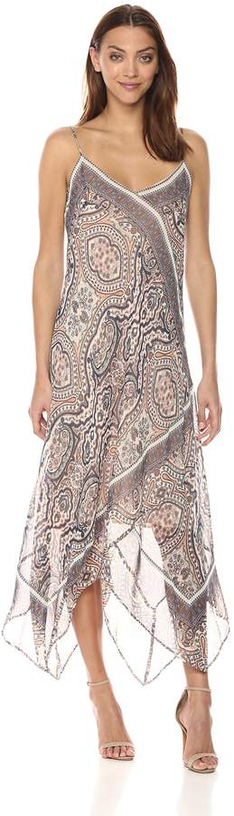 BCBGMAXAZRIA Azria Women's Chloey Woven Casual Dress