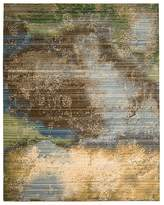 "Nourison Rhapsody Collection Area Rug, 5'6"" x 8'"