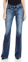 Big Star Women's Bella High Rise Flare Jean