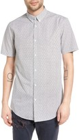 Zanerobe Men's 8-Bit 7 Ft Woven Shirt