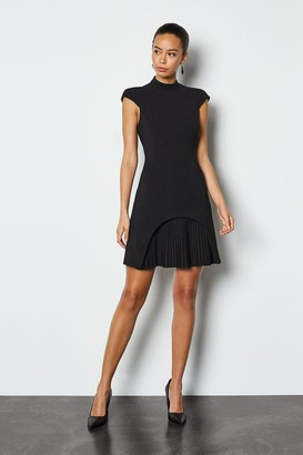 Karen Millen Military Tailored Dress