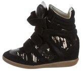 Isabel Marant Benett Wedge Sneakers