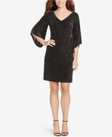 American Living Metallic Jacquard Dress