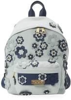 Zac Posen Women's Floral Embellished Backpack