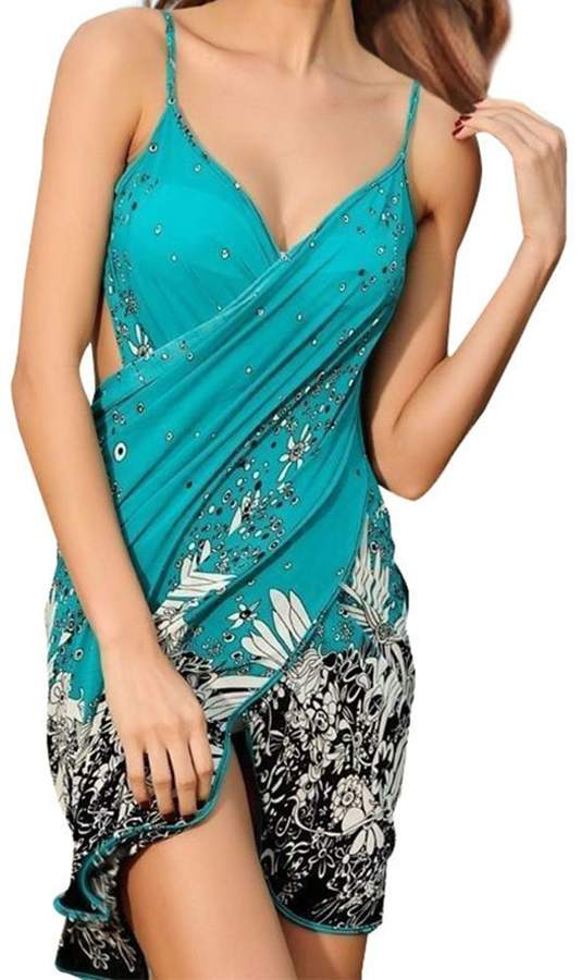 c8c0060b6d Turquoise Sarong - ShopStyle Canada