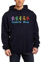 Liquid Blue Men's GD Dancing Bear Fleece Hoodie