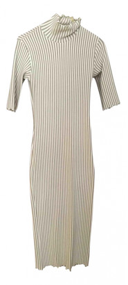 The Line By K Beige Cotton - elasthane Dresses