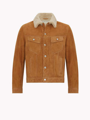 R.M. Williams Shearling Rider Jacket