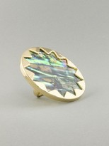 Jewelry - House of Harlow 1960 Gold Starburst Ring