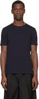 Acne Studios Blue Eddy Piqué T-shirt