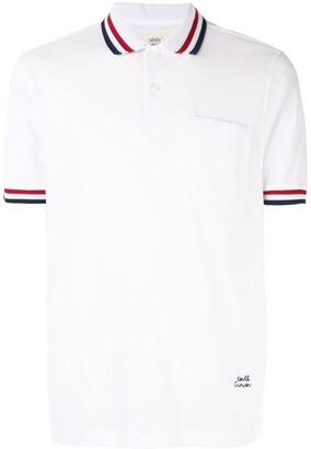 Kent & Curwen Contrast Trim Polo Shirt