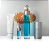 Perry Ellis 360 4 Pc. Gift Set ( Eau De Toilette Spray 3.4 Oz + Aftershave Balm 3.0 Oz + Deodorant Stick 2.75 Oz + Mini 0.25 Oz Spray)