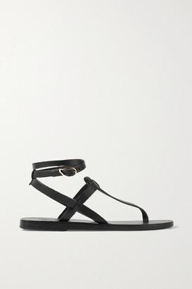 Ancient Greek Sandals Estia Leather Sandals