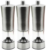 MYITIAN Stainless steel pepper grinder/Manual of pepper mill/the cruet salt mill/ceramic-core steel mill cylinders